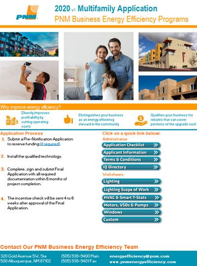 Multifamily Application