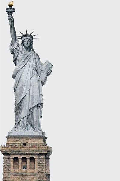 Пустая статуя Свободы - Парламентская газета