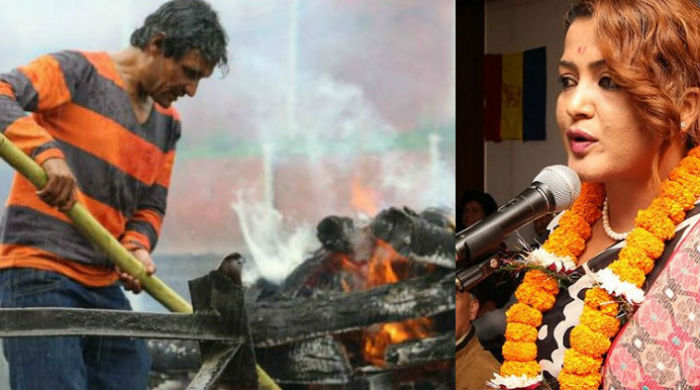 'बा-आमा घर'को सहयोग अभियानमा मनोज गजुरेल देखि रेखा थापासम्म