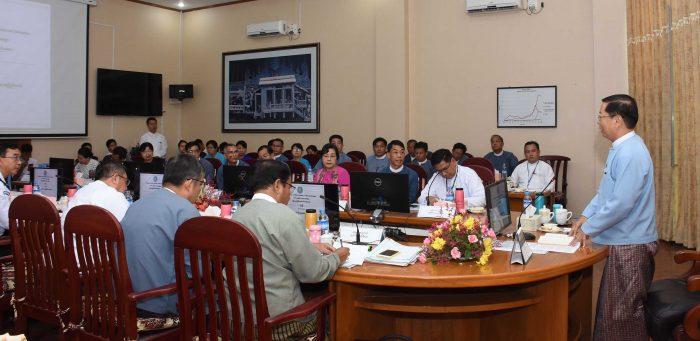 म्यानमारमा अासियन सिओसिआई बैठक आयोजना हुने