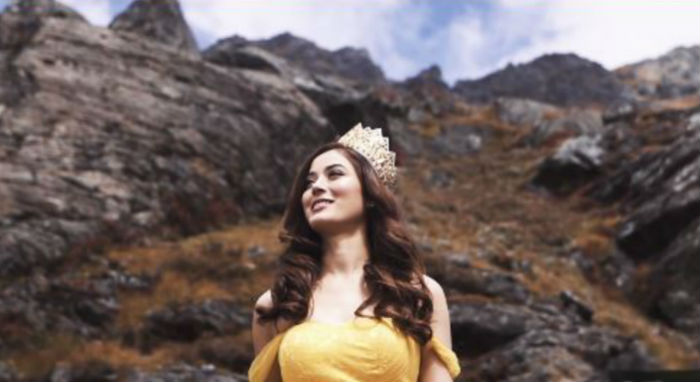 'मिस वल्र्ड'मा चम्किदै नेपाली चेली श्रृंखला, भोटिङमा शिर्ष स्थानमा रहन सफल