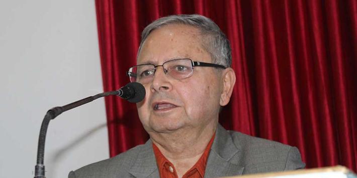 पत्रकार सुरक्षा निर्देशिका जारी हुन्छ : आयोग अध्यक्ष शर्मा
