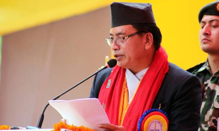 समृद्ध नेपाल निर्माणको राष्ट्रिय आकांक्षाका पूरा गर्न विजयादशमीले प्रेरित गरोस्ः उपराष्ट्रपति
