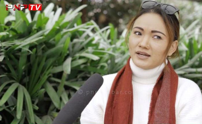 'द भ्वाइस अफ नेपाल'सँग नाम जोडिदा आयो ज्यान मार्ने धम्कि; मोडल रश्मीतामांग [भिडियो सहित्]