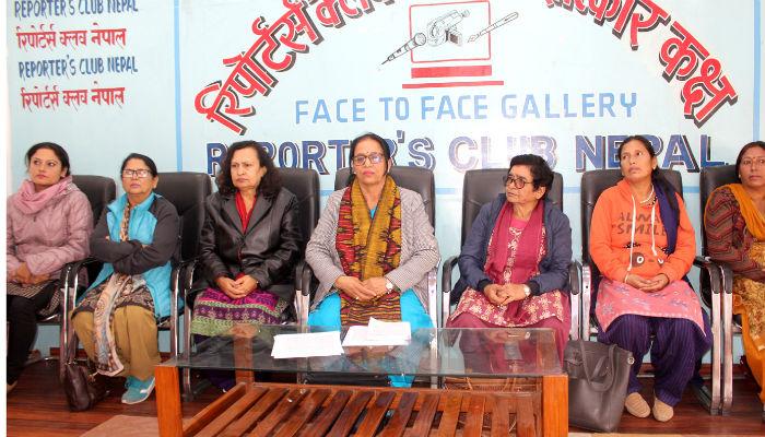 निर्मलाको हत्यारा पत्ता लगाउन नसकेको भन्दै नेपाल महिला संघले माग्यो गृहमन्त्री थापाको राजिनामा [प्रेस विज्ञप्तीसहित]