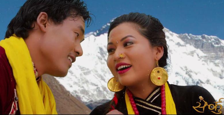 कतारमा तामाङ कथानक चलचित्र 'सेर्कु'को विशेष शो हुँदै