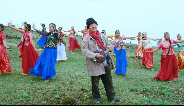 दयाहाङ राईको चलचित्र 'आप्पा'को गीत सार्वजनिक (भिडियोसहित)