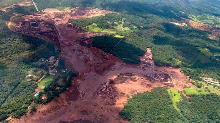 ब्राजिलमा बाँध भत्किँदा ज्यान गुमाउनेको सङ्ख्या १६६ पुग्यो