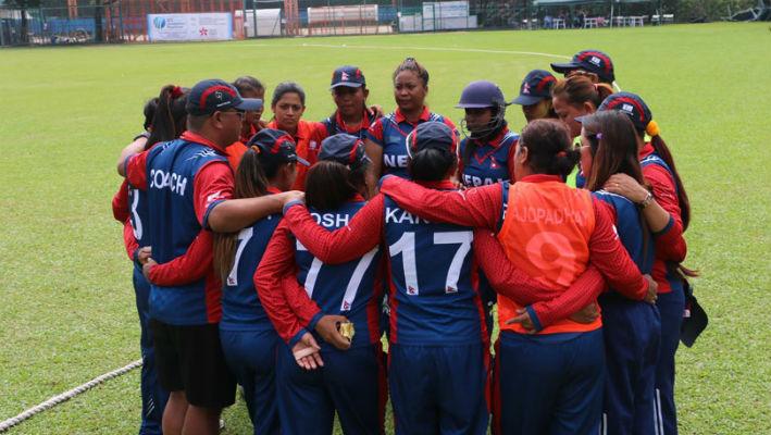 महिला क्रिकेट–सेमिफाइनलमा नेपालले इण्डोनेसियासँग प्रतिस्पर्धा गर्ने