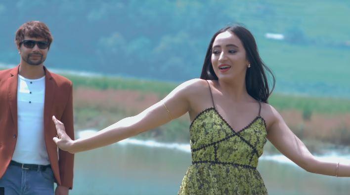 'सालको पात टपरी' को सफलतापछि हिन्दी गीतमा मरिश्का पोखरेल