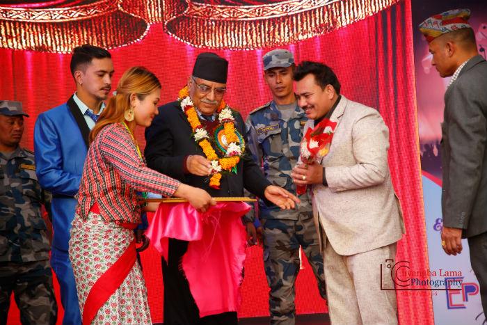 प्रथम एपिक नेपाल म्युजिक अवार्ड भव्यताका साथ सम्पन्न[फोटो सहित]