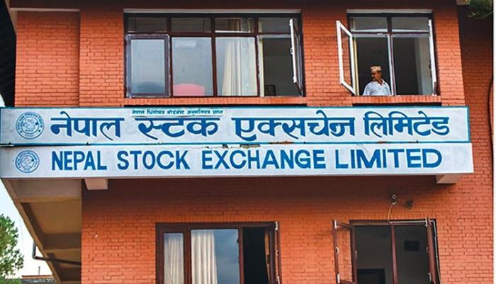 शेयर बजार : करीब तीन अङ्कले घट्यो