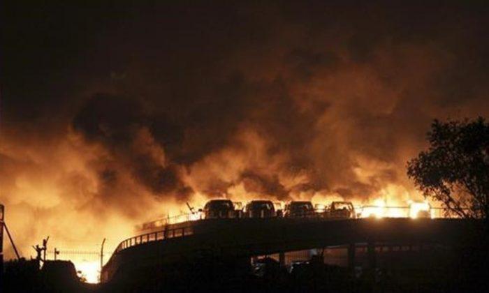 कार्पेट कारखानामा विष्फोट हुँदा १० जनाको मृत्यु