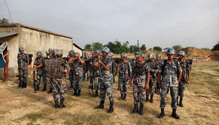 पर्वतीय क्षेत्रमा उद्वारका लागि सशस्त्र प्रहरीको 'तालीम शिक्षालय'