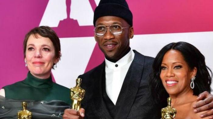 विवादास्पद चलचित्र 'ग्रीन बूक' ले जित्यो ओस्कार पुरस्कार !