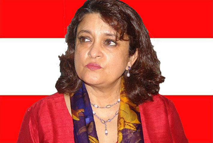 काँग्रेसकी नेतृ सुजाताले नेपाल छाड्दै  !