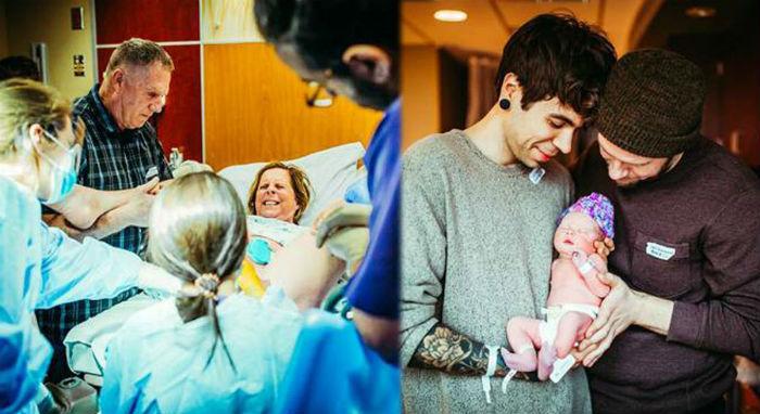 तेश्रोलिंगी छोराको बच्चा जन्माउन आमाले नै गरिन् गर्भधारण