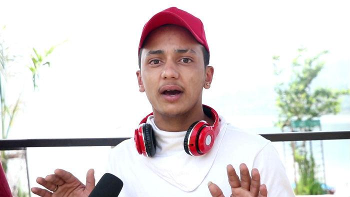 र्यापमा तहल्का मच्चाउने रेड क्यापको पहिलो गीत बजारमा आउँदै