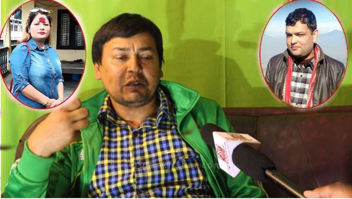 नेकपाका युवा नेता पुण्य गौतम भन्छन्,'पथरी काण्डका मुख्य खलनायक कमल नेपाल हुन्। [भिडियोसहित]