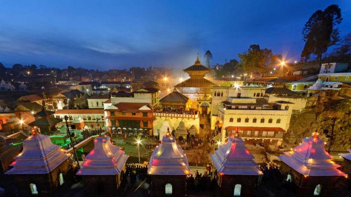 लुम्बिनी, पशुपतिनाथ र जनकपुरलाई जोड्ने सर्किट बनाउनुपर्छ : प्रचण्ड