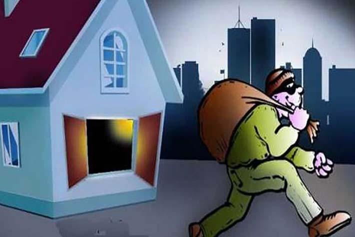 काभ्रेमा एकैरात वडा कार्यालयसहित ९ घरमा चोरी