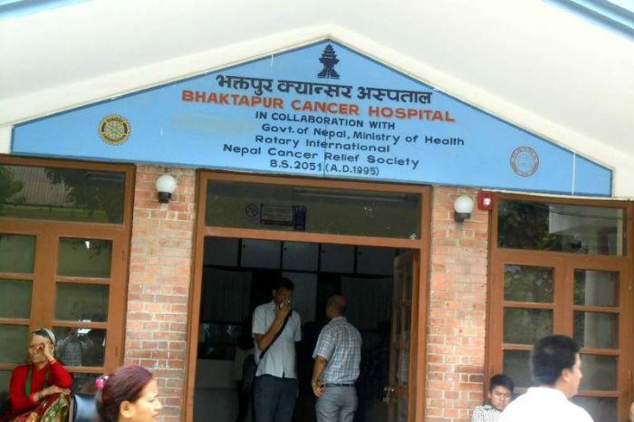 नगरपालिकाद्वारा अस्पताल व्यवस्थापन समिति खारेज