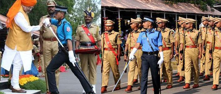 इण्डियन पुलिस सर्भिस तालिममा नेपाल प्रहरी उत्कृष्ट