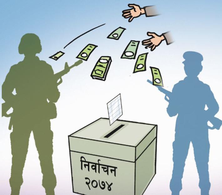 खर्चिलो निर्वाचन : उपनिर्वाचनका लागि ३९ करोड माग