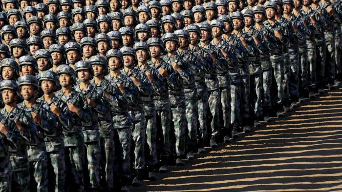 चीनले आफनो सबैभन्दा ठुलो सैन्य परेड आयोजना गर्दै