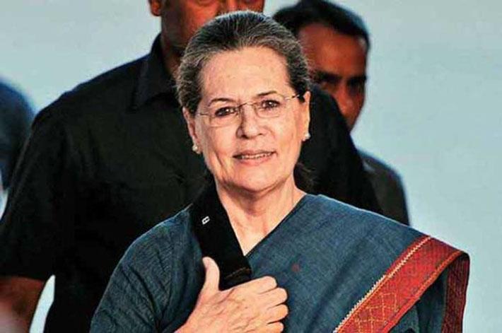 भारतीय काङ्गे्रसकी नेतृ गान्धी नै अन्तरिम अध्यक्ष चयन