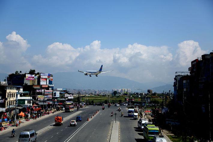 दशैंमा रित्तो काठमाडौं (फोटो फिचर)
