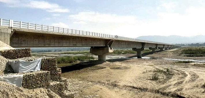 नेपालको दोस्रो लामो पुल निर्माण पूरा
