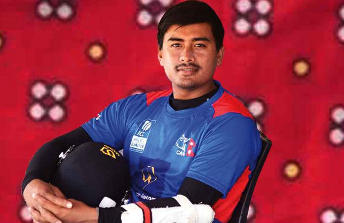 प्रधानमन्त्रीद्वारा क्रिकेट टोलीका कप्तान मल्ललाई शुभकामना !