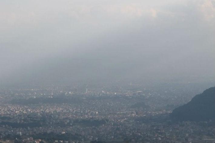 विश्वका ३० प्रदूषित सहरमा काठमाडौं सातौं नम्बरमा