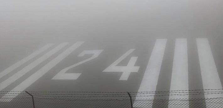 तराईका विमानस्थलमा उडान हुन सकेन