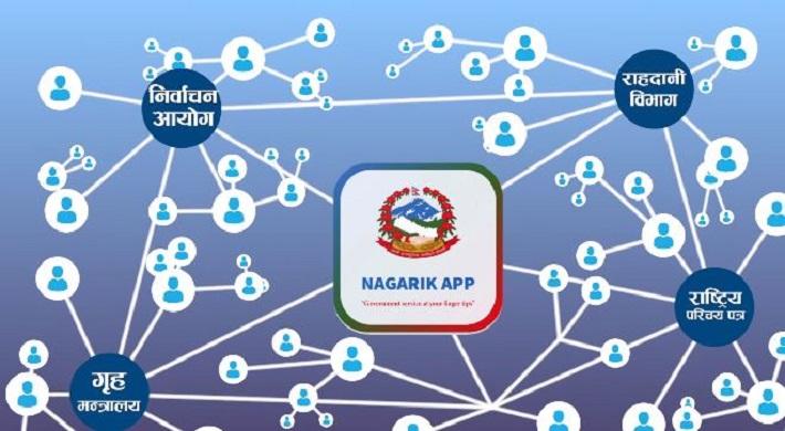 एक लाख ६२ हजारले डाउनलोड गरे 'नागरिक एप', आफ्नो नाममा सिम कार्ड नहुँदा समस्या