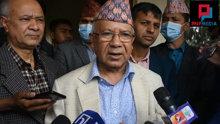 ओलीसँग सुरुमा राम्रो कुरा भयो, छुट्टिने बेला टर्रो कुरा भयो : माधव नेपाल (भिडियोसहित)
