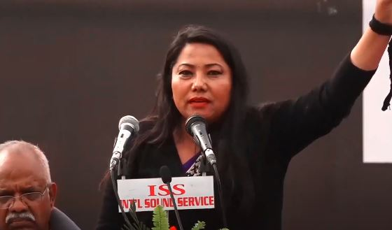 नेकपा एसकी सचिव झाँक्री गुल्मीबाटै चुनाव लड्ने