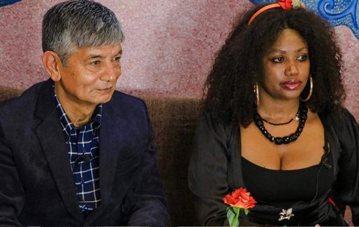 मदनकृष्णसँग नयाँ गीत गाउँदै यूगान्डाकी गायिका वियोन्स