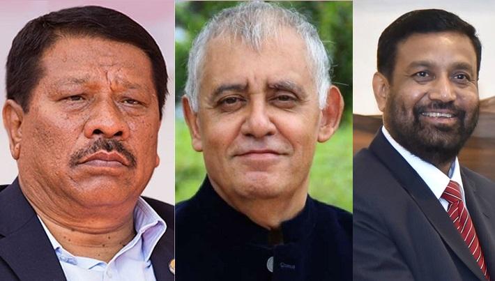 कांग्रेसका तीन नेताबीच भएको 'लन्च मिटिङ'मा पार्टीको नयाँ नेतृत्वबारे छलफल