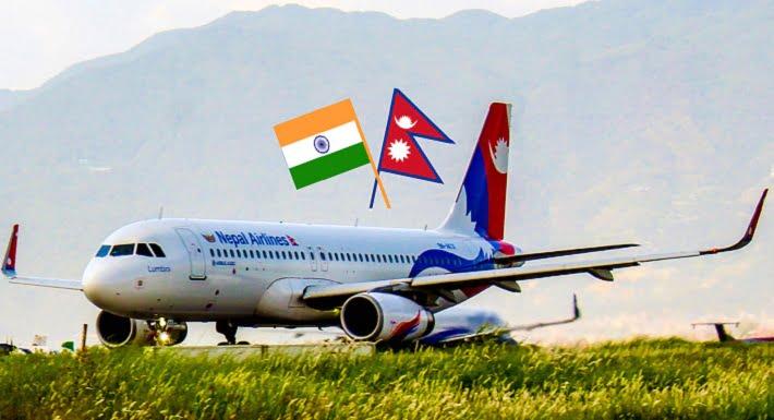 अब काठमाडौं-नयाँ दिल्ली हप्तामा ६ उडान