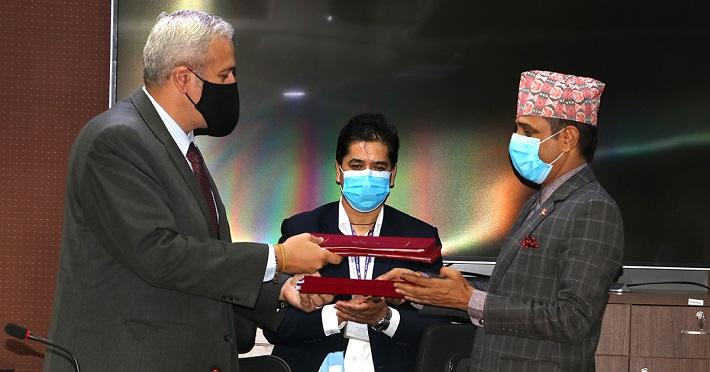नेपाललाई विश्व बैंकको पाँच अर्ब ८७ करोड सहयोग