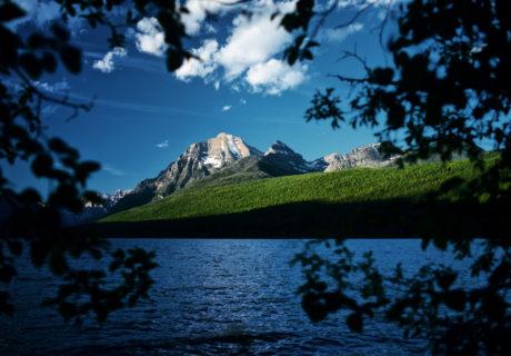 PNT in Glacier National Park