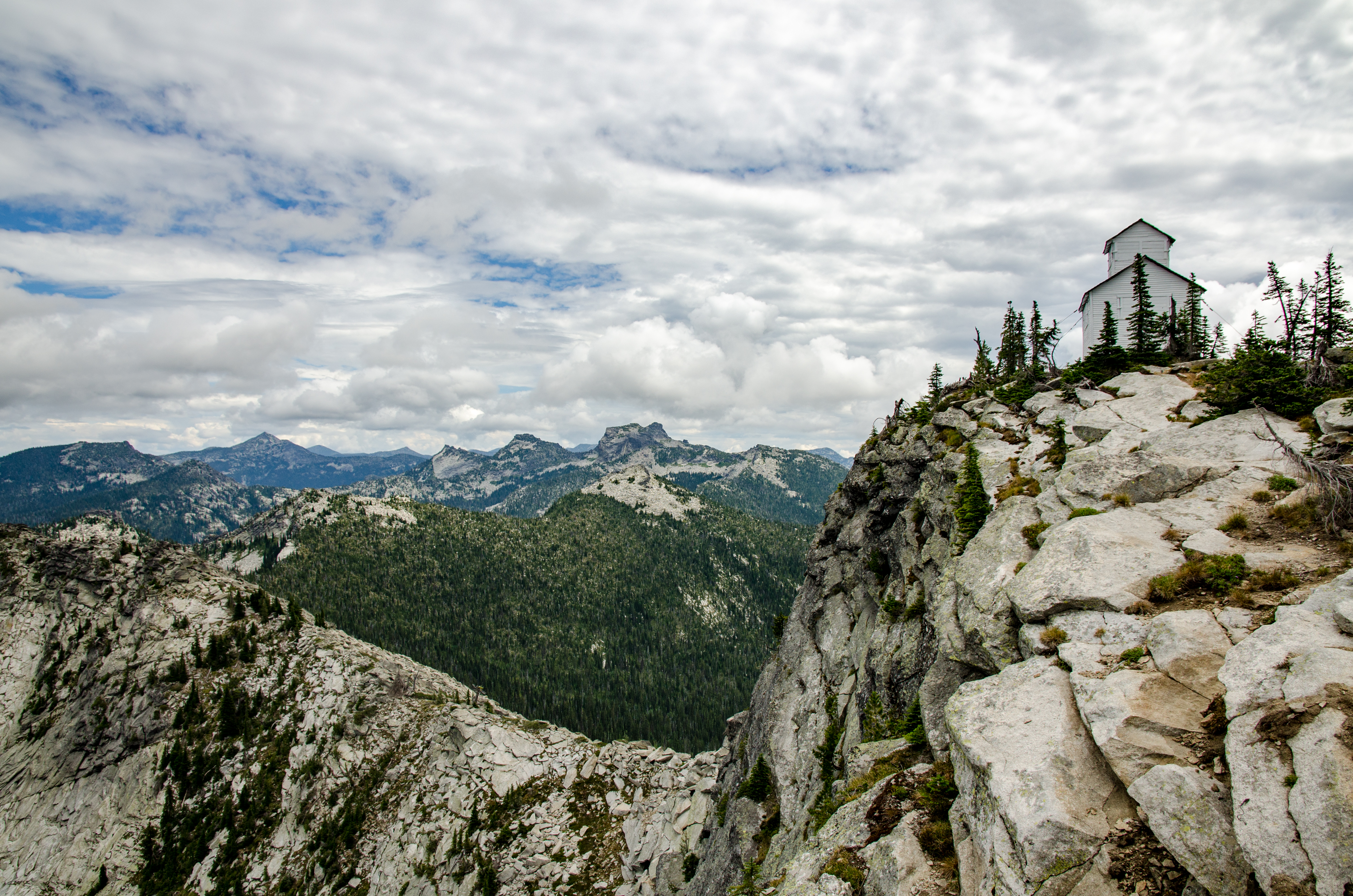 Lookout Mountain Fire Lookout