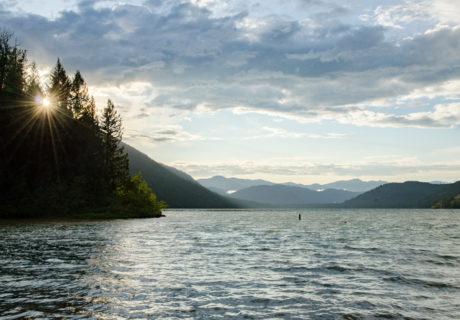 Upper Priest Lake