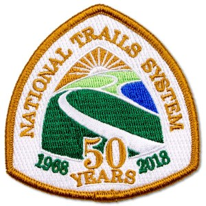 50th Anniversary Patch