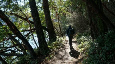 Goose Rock Perimeter Trail
