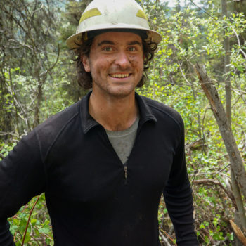 Crew Leader, Forest Reeves returned for a 5th season with PNTA.