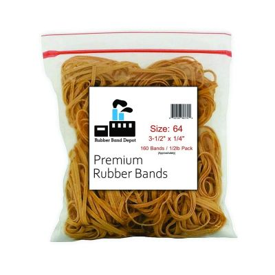 Rubber Bands for Harvesting and Bundling