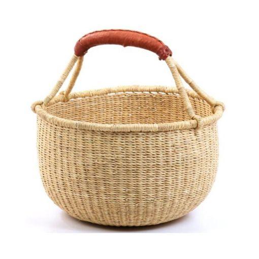 Woven Harvesting Basket